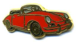 Pin's Auto Car Porsche Carrera 2 1962 Ballard - Porsche