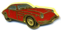Pin's Auto Car Ferrari 500 Super Fast 2 1962 Ballard - Ferrari