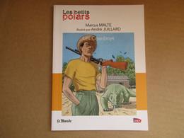 Les Cow-boys (Marcus Malte / André Juillard) éditions Le Monde De 2014 - Non Classificati
