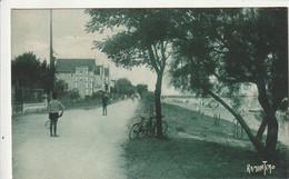 *** 17  *** ILE D'OLERON - Avenue De La Plage De St Trojan - Ramuntcho  éd -  Neuve TTB - Ile D'Oléron