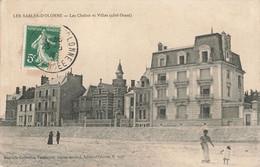 LES SABLES D'OLONNE : LES CHALETS ET LES VILLAS - Sables D'Olonne
