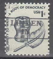 USA Precancel Vorausentwertungen Preos, Locals Indiana, Linden 872 - Vorausentwertungen