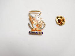 Superbe Pin's En EGF , JO , Jeux Olympiques Séoul 1988 - Giochi Olimpici
