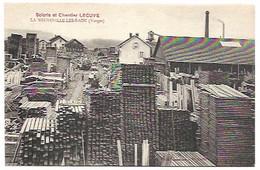 88 La Neuveville Les Raon - Scierie Et Chantier LECUVE - Métier Du Bois - Other Municipalities