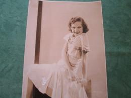 DOROTHY JORDAN - Actrice Américaine (1906/1988) - Famous People