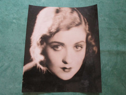 COSTANCE BENNETT - Actrice Et Productrice Américaine (1904/1965) - Famous People
