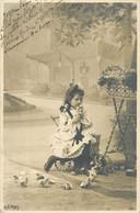 Fantaisie - Enfants - Fillette - état - Scenes & Landscapes