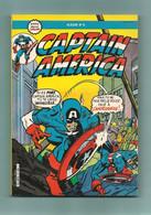 Album Captaine America N° 6 - Artima Marvel Color - Contient Le N° 20 & Et Si... N°1 - Editions Arédit - TBE / Neuf - Arédit & Artima