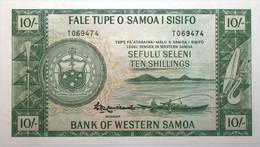 Samoa - 10 Shillings - 2020 - PICK 13Cs - NEUF - Samoa