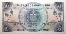 Samoa - 1 Pound - 2020 - PICK 14Cs - NEUF - Samoa