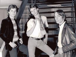 PHOTO PRESSE 18X24 / FOXY - GROUPE ROCK 1978 - Famous People