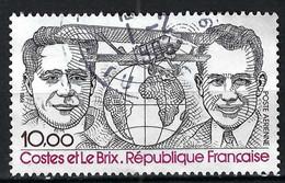FRANCE Poste Aérienne 1981: Le Y&T 55, Obl. CAD - 1960-.... Used