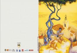 LEPAGE : Carte Double Salon SOLLIES 2009 - Postcards