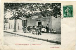 HENNAYA - LOT De 2 CPA - - Andere Steden