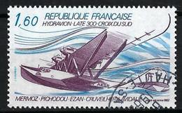 FRANCE Poste Aérienne 1982: Le Y&T 56, Obl. CAD - 1960-.... Used
