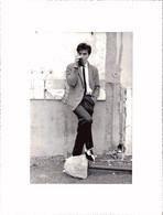 PHOTO PRESSE 18X24 / BERALD CRAMBES Du GROUPE ROCK B.B. BRUNE - Famous People
