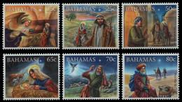 Bahamas 2013 - Mi-Nr. 1497-1502 ** - MNH - Weihnachten / X-mas - Bahama's (1973-...)