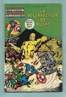 Captaine America N°4 - La Résurrection De Bucky - Collection Super Star - Editions Arédit - Juillet 1979 - TBE - Arédit & Artima