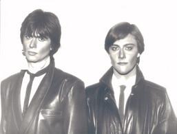 PHOTO PRESSE 18X24 / BEAU GESTE - GROUPE ROCK CANADA 1980 - Famous People