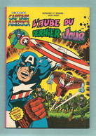 Captaine America N°19 - Collection Artima Color Marvel Super Star - Editions Arédit - Décembre 1982 - TBE - Arédit & Artima