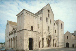 BARI -Basilica Di San Nicola -Sec. XI - Facciata Veduta Laterale - Bari