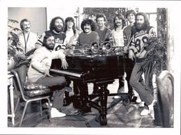 PHOTO PRESSE 18X24 / DALLAS - GROUPE ROCK 1981 - Famous People