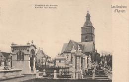 Merksem / Merxem :  Kerkhof En Kerk / Cimetière - Antwerpen