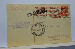 BERNE  --  BERNE   - SVIZZERA  -- COMPAGNIE SUISSE DES  WAGONS-RESTAURANT - BE Berne