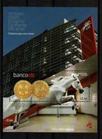 Portugal  - Banco CTT Bank (Portuguese Mail) Launch (horse) MNH Sheet, Block #563 Mundifil - Hojas Bloque