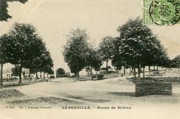 GEROUVILLE - Route De Virton - Meix-devant-Virton