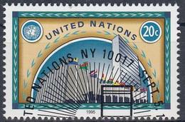 UNITED NATIONS New York 691,used - Gebraucht
