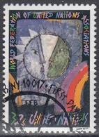 UNITED NATIONS New York 704,used - Gebraucht