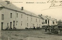HOUDEMONT - Rue Du Moulin - Habay