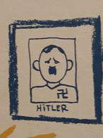 1931 Revue LE COUP DE PATTE - SENNEP HITLER -  POULBOT - GUERIN  - BIB - GANDHI - Non Classés