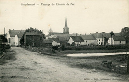 HOUDEMONT - Passage Du Chemin De Fer - Habay