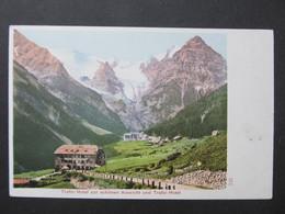 AK TRAFOI Dolomiten 1900  /// E8520 - Other Cities