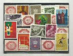 LIECHTENSTEIN - LOTE DE 20 SELLOS - Collections