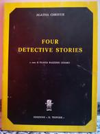 Four Detective Stories Di Agatha Christie,  1983,  Il Tripode-F - Other