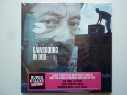 Serge Gainsbourg Coffret 3 CD Format Livre Gainsbourg In Dub - Non Classificati