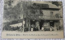 VILLERS LA VILLE  Hôtel De La Forêt - Villers-la-Ville