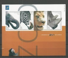 2001 MNH Portugal,  Postfris - Hojas Bloque