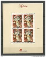 1995 MNH Portugal,  Postfris - Hojas Bloque