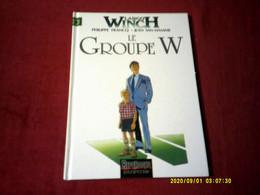 LARGO  WINCH   LE GROUPE W - Largo Winch