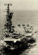 RPPC  Hr Ms Vliegkampschip Karel Doorman R81   BOAT SHIP BATEAUX BARCOS GUERRE WAR - Guerra