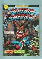 Captaine America N°1 - Collection Arédit Marvel Color - Editions Arédit - Octobre 1984 - TBE / Neuf - Arédit & Artima