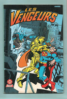 Les Vengeurs N°12 - Collection Arédit DC - Editions Arédit - Septembre 1987 - TBE / Neuf - Arédit & Artima