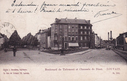 MOL Louvain Boulevard De Tirlemont Et Chaussee De Diest - Leuven
