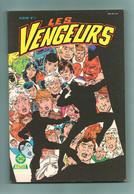 Album Les Vengeurs N°1 - Collection Arédit DC - Contient Les N° 1 & 2 - Editions Arédit - TBE / Neuf - Arédit & Artima