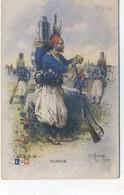 ILLUSTRATEUR - Léon HINGRE 1915 - TURCOS - L.V.Cie - Andere Illustrators