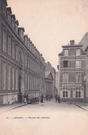 MOL Louvain Palais De Justice - Leuven